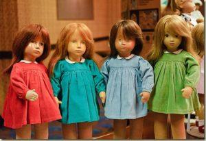 poupées Sasha Morgenthaler